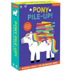 Mudpuppy Pony Pile Up Game