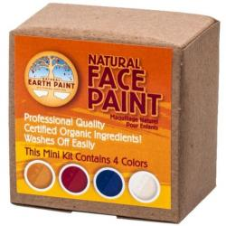 Natural Earth Mini Face Paint Set