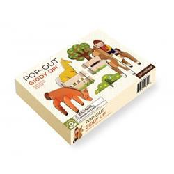 Pop Out Giddy Up! Playset
