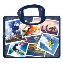iPad Carry Case - Collage