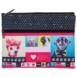 A4 Pencil Case - Woof