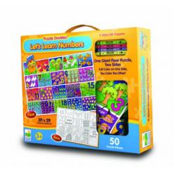 The Learning Journey Lets Learn Numbers Puzzle Double