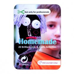 Homemade - Not Only for Professionals Tin from Purple Cow