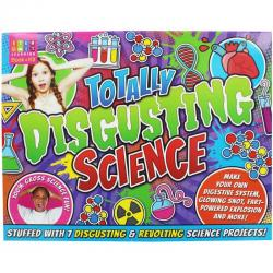 Totally Disgusting Science Activity Station
