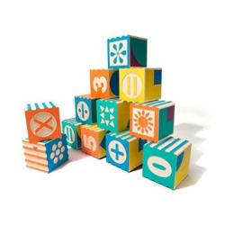 Uncle Goose Groovie Blocks (28 pcs)
