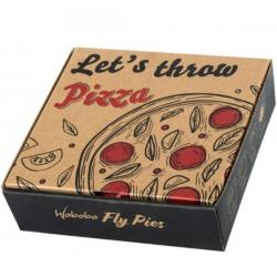 Fly Pies Lets Throw Pizza Flying Discs