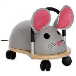 Wheely Bug Mouse Small - Wooden Ride On