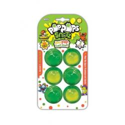 Pop Pops Pets 6 pack - Green